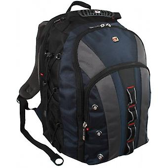 Gino Ferrari Seris 16inch Laptop Backpack - Black