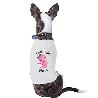 Hübsche kleine Ghul Halloween Shirt Baumwolle für kleine Tierbesitzer Geschenk