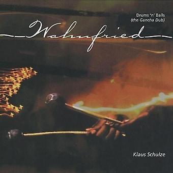 Klaus Schulze's Wahnfried - Drum'N' Balls [CD] USA import