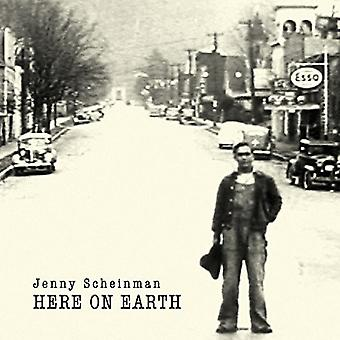 Jenny Scheinman - Here on Earth [CD] USA import