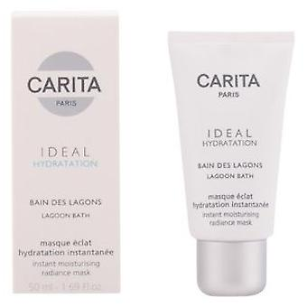 Carita Paris Ideal Hydratation Bain Des Lagons 50 ml (Kosmetik , Gesicht , Masken)