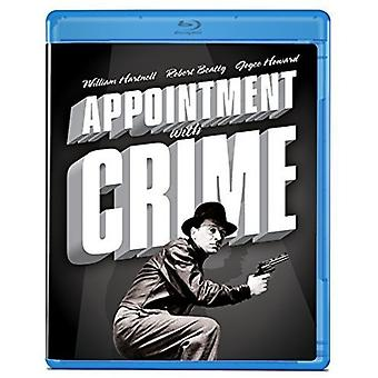 Appointment with Crime [Blu-ray] USA import