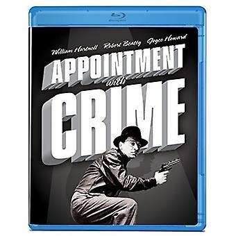 Cita con la importación de los E.e.u.u. crimen [Blu-ray]