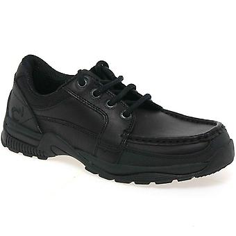 Startrite Dylan Boys Leather Lace Up School Shoes