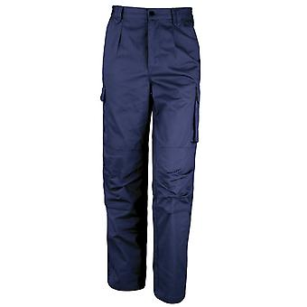 Result Unisex Work-Guard Windproof Action Trousers / Workwear