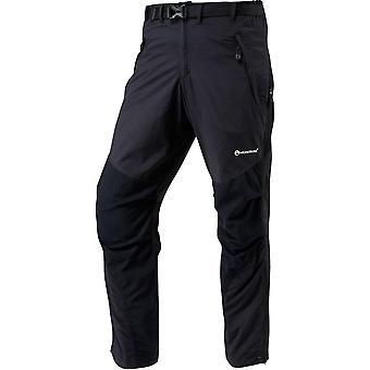 Montane Terra Pant regelmatige Leg - zwart/zwart