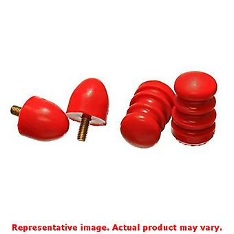 Energy Suspension Bump Stop 5.6102R rouge avant ajustements : DODGE DAKOTA de 1987-1996 RW