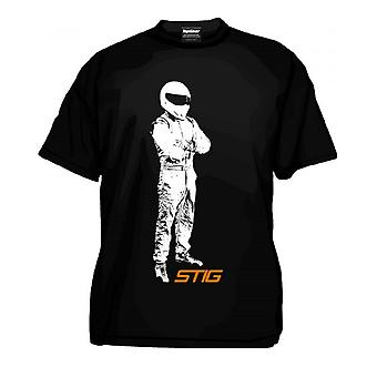 Top Gear Stig Standing T-Shirt Kids