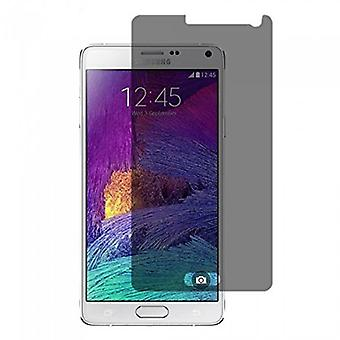 Privacy Screen protector Samsung Note 4