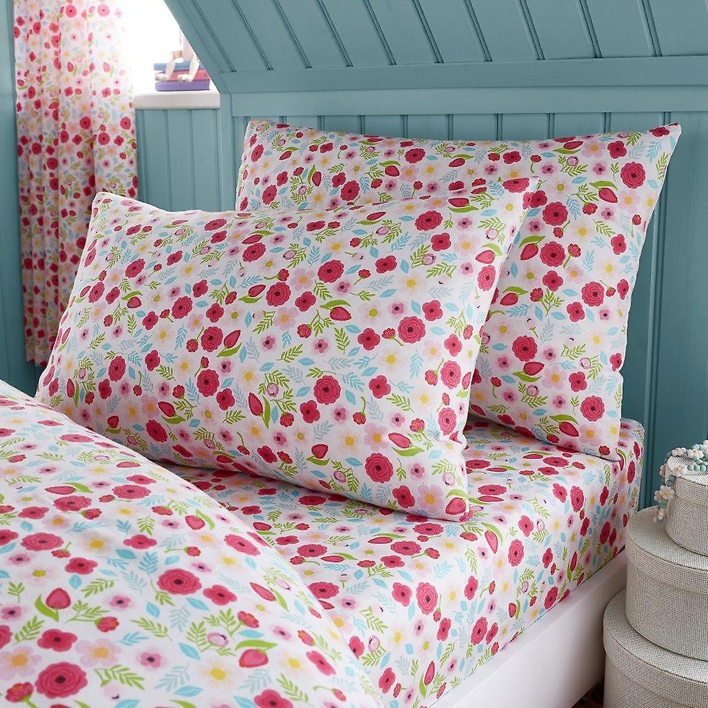 Duvet Kids Bedding Quilt Cover And Girls Children Single Birtie Set Friends uPOkiXTZ