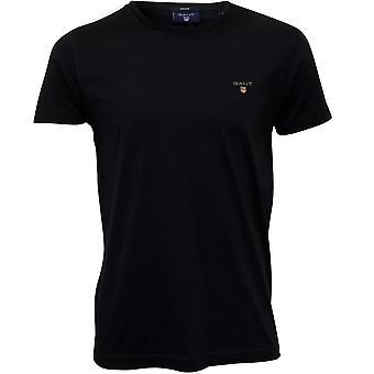 Gant opprinnelige Solid Crew-hals t-skjorte, Navy