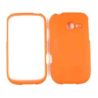Ubegrænset cellulære Snap-On tilfældet for Samsung Freeform 5 R480C (fluorescerende Orange
