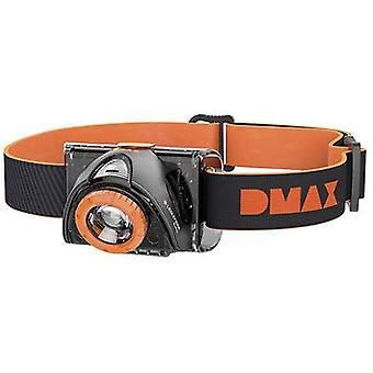 LED Headlamp Ledlenser Buddy DX battery-powered 18