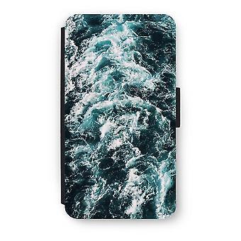 Samsung Galaxy A3 (2017) Flip Case - Ocean bølge