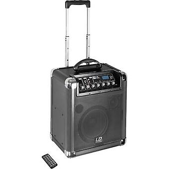 Portable PA speaker 25 cm 10  LD Systems Road Jack 10