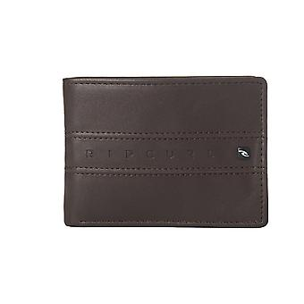 Rip Curl Word Boss PU All Day Faux Leather Wallet