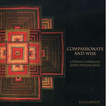 Medfølende & Wise - medfølende og klog [CD] USA importerer