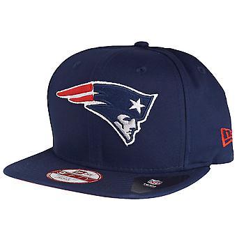 Ny æra opprinnelige-fit Snapback Cap - New England Patriots