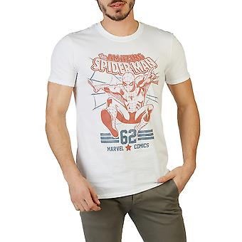 Marvel Men T-shirts White