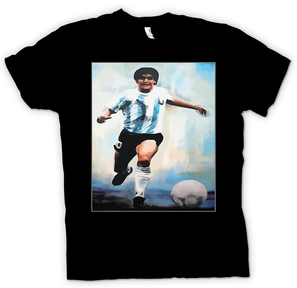 Mens T-shirt - Maradonna Argentina - World Cup