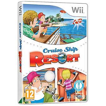 Cruise Ship Resort (Wii)