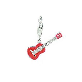 Esprit Anhänger Charms Silber Guitar ESCH91025A000