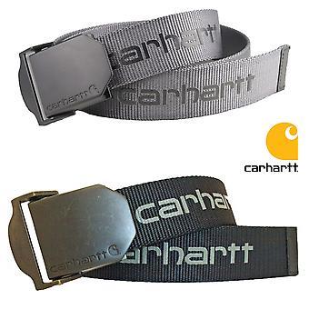 Carhartt belt webbing belt nylon belt with steel buckle
