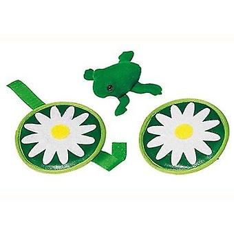 Goki Frog shooting game (Babies and Children , Toys , Others)