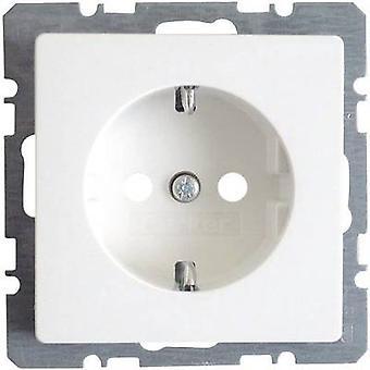 Berker Insert PG socket Q.3, Q.1 Polar