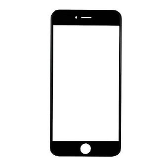 Stuff Certified® iPhone Plus 8 AAA + kvalitet främre glas - svart