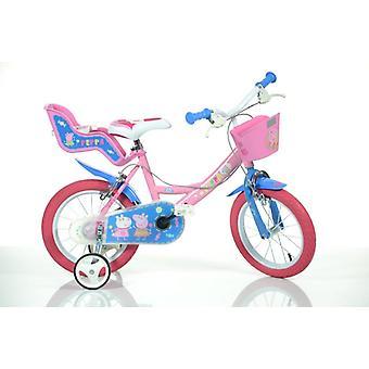 Peppa Pig 14.0 inch bicycle