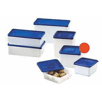 Westmark Gefrierschrank Boxen 3 Stück 0,75 liter
