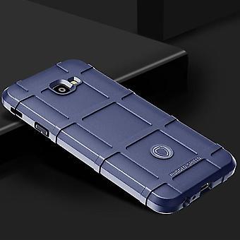 Samsung Galaxy J6 pluss J610F skjerme serien utendørs Blau bag coveret beskyttelse nye