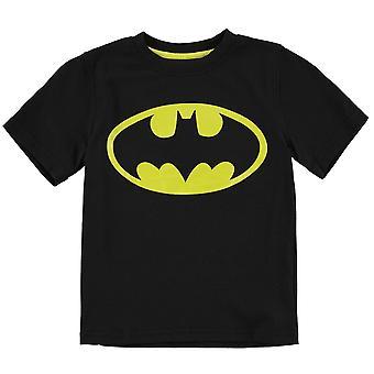 Batman Kinder-t-Shirt T-Shirt Top Rundhals Kurzarm Junior