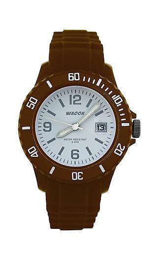 Waooh - Watch MONACO 34 Color Wristband
