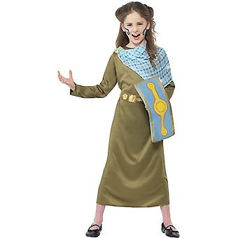 Horrible Histories, Boudica Costume, Large Age 10-12