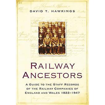 أسلاف السكك الحديدية-دليل لسجلات الموظفين كومبان السكك الحديدية