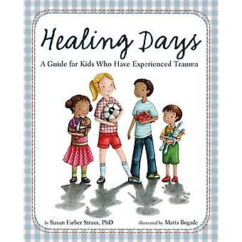 Healing Days - A Guide for Kids Who Have Experienced Trauma by Susan F