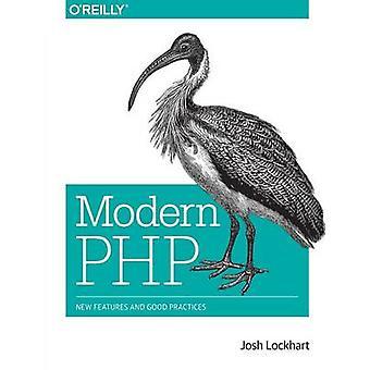 Modern PHP by Josh Lockhart - 9781491905012 Book
