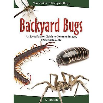 Hinterhof Bugs - eine Identifizierung Leitfaden für gemeinsame Insekten - Spinnen ein