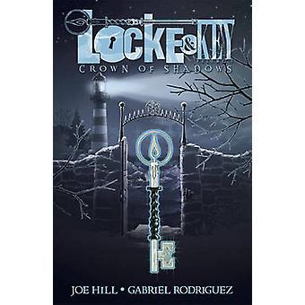 Locke & nyckel - volym 3 - kronan av skuggor av Gabriel Rodriguez - Joe Hej