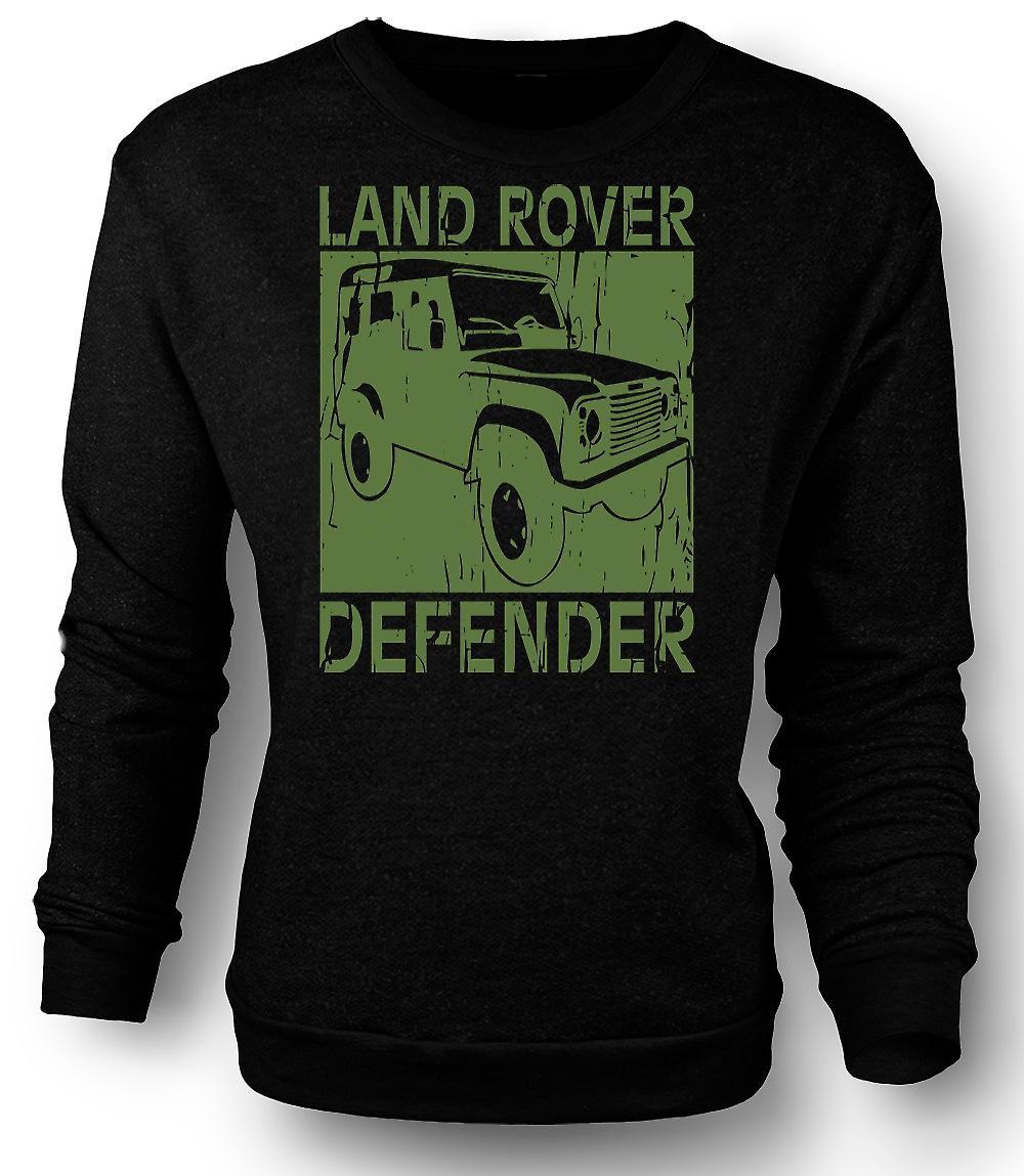 Sudadera para hombre Land Rover Defender Offroad