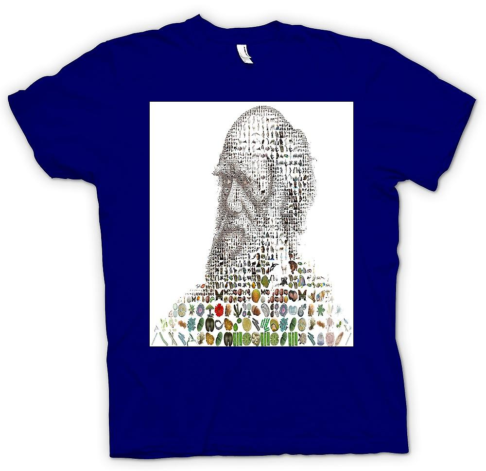 T-shirt homme - Darwin Evolution - Cool design