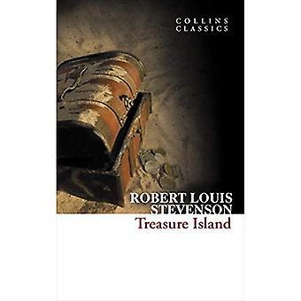 Collins Classics - Skattkammarön