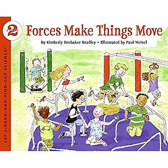 Forces Make Things Move (Let's-Read-And-Find-Out Science: Stage 2)
