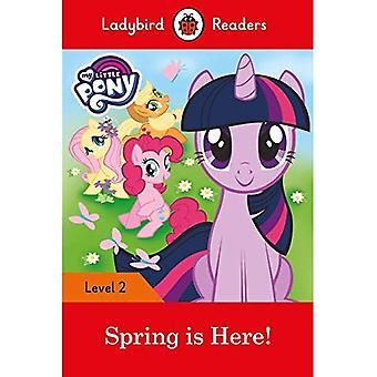 My Little Pony: Våren er her! -Marihøner lesere nivå 2