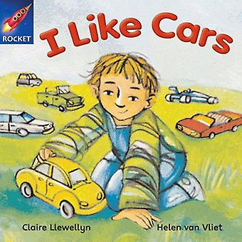 I Like Cars: Pink Reader 16 (Rigby Star Independent)