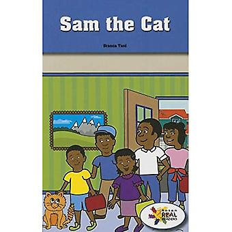 Sam the Cat (Rosen Real Readers: Stem and Steam Collection)