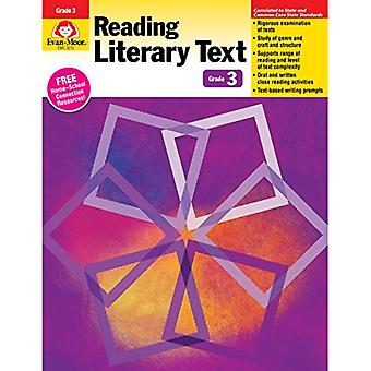 Reading Literary Text, Common Core Lessons, Grade 3