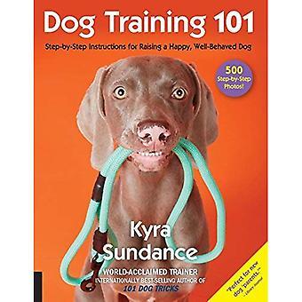 Dressage de chiens 101: Des Instructions pas à pas pour élever un chien sage